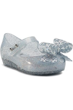 Melissa Fille Chaussures basses - Chaussures basses - Mini Ultragirl+Froze 32851 Clear/Holo Glitter 53646