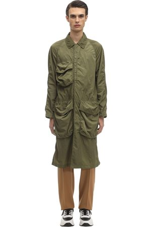 Burberry Homme Manteaux - Thoresby Tech Trench Coat