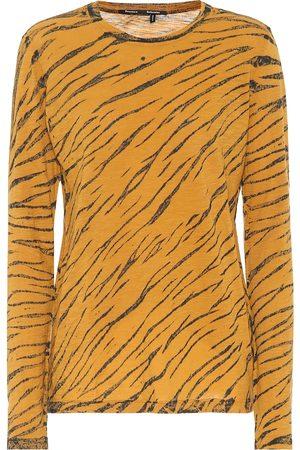 Proenza Schouler T-shirt imprimé en coton