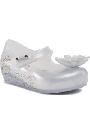 Melissa Chaussures basses - Ultragirl+Froze 32851 Pearl/Glitter Silver 32851
