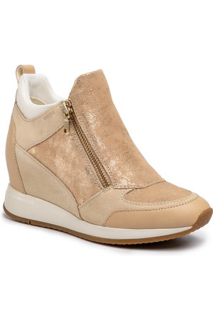 Sneakers D Nydame E D020QE 07722 C5004 Sand