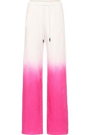OFF-WHITE Pantalon de survêtement en coton