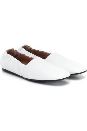 Marni Slippers en cuir
