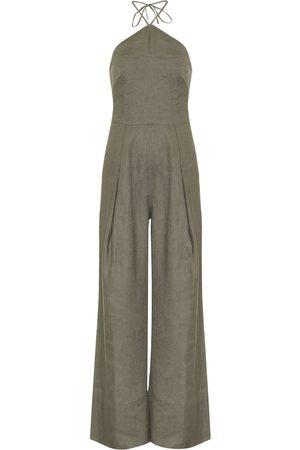 Cult Gaia Combi-pantalon Yasmina en lin