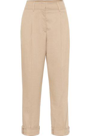 Dorothee Schumacher Pantalon en coton et lin