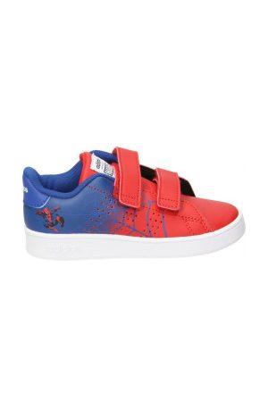 adidas Bébé Baskets - Chaussure Advantage I Spiderman pour bébé