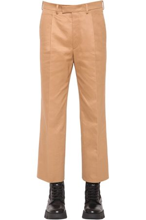 Prada 24cm Japanese Cotton Chino Pants