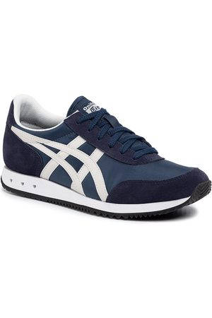 Onitsuka Tiger Sneakers - New York 1183A205 Independence Blue/Oatmeal 401