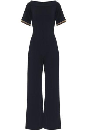 Stella McCartney Combi-pantalon à ornements