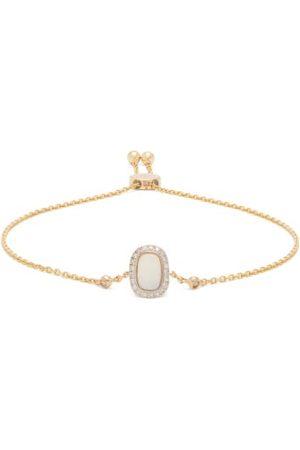 Anissa Kermiche Bracelet en , opale et diamants October