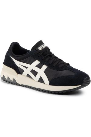 Onitsuka Tiger Baskets - Sneakers - California 78 Ex 1183A355 Black/Oatmeal 002