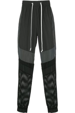 God's Masterful Children Pantalon de jogging en résille
