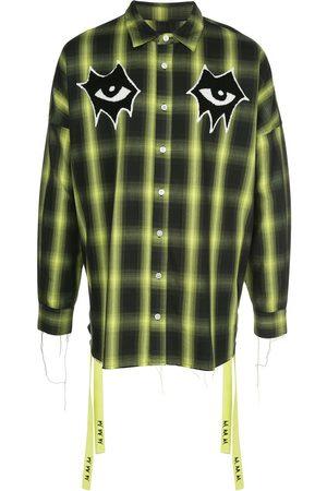 HACULLA T-shirt Signature Eyes à carreaux