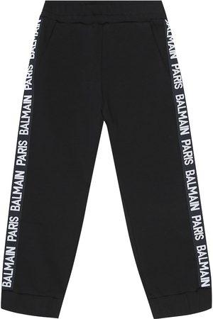Balmain Pantalon de survêtement en coton