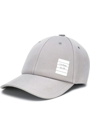 Thom Browne Casquette à patch logo
