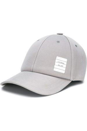 Thom Browne Homme Chapeaux - Casquette à patch logo