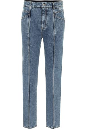 Stella McCartney Jean slim à taille haute
