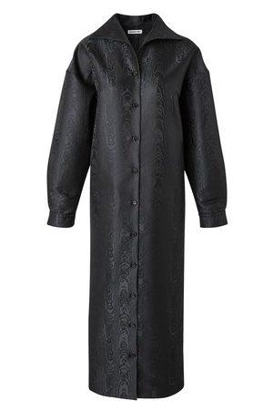 Balenciaga Robe Maxi Kaftan