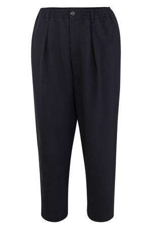 Marni Pantalon en laine Tropical
