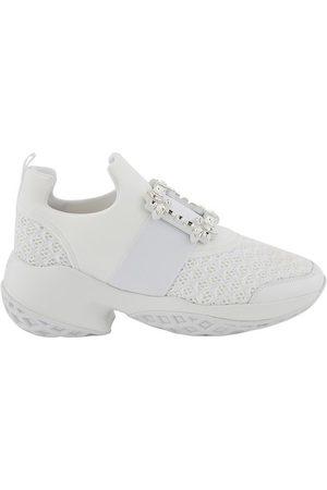 Roger Vivier Sneakers Viv Run Strass