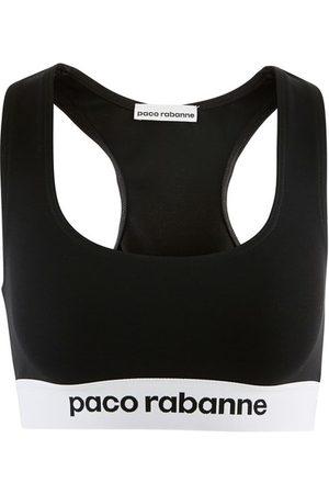 Paco rabanne Brassiere en jersey