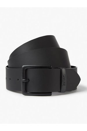 Levi's New Albert Metal Belt / Regular Black
