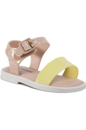 Melissa Sandales - Mini Mar Sandal III Bb 32633 Pink/White/Yellow 53612