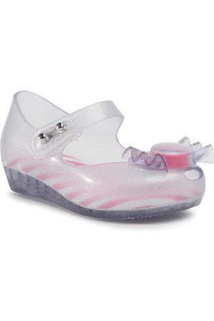 Melissa Fille Chaussures basses - Chaussures basses - Mini Ultragirl Trick O 32738 Glass Glitter 50719