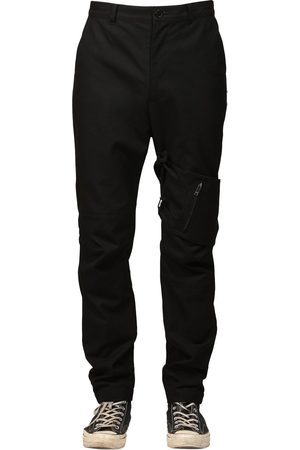 AMBUSH Pantalon Regular En Coton Avec Poches