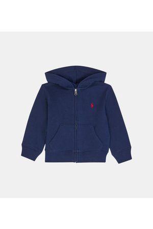 Polo Ralph Lauren Sweat zippé logo brodé