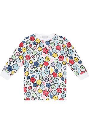 Stella McCartney Robe imprimée en coton