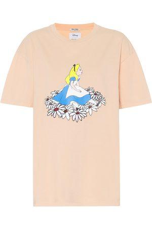 Miu Miu X Disney® – T-shirt imprimé en coton