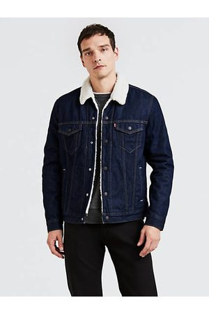 Levi's Sherpa Trucker Jacket / Rockridge