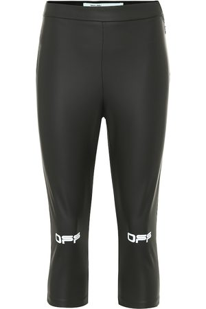 OFF-WHITE Legging de sport imprimé