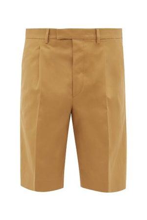 Prada Homme Shorts - Chino en sergé de coton
