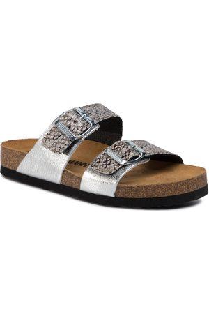 DR. BRINKMANN Mules / sandales de bain - 701479 Silber 92