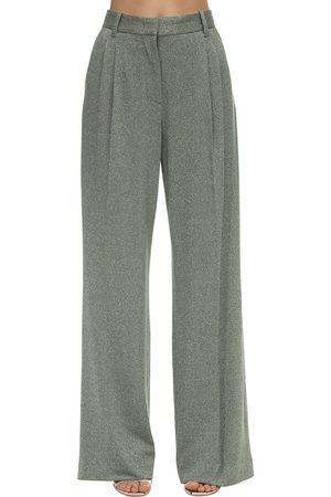 M MISSONI Pantalon Évasé En Jersey De Lurex