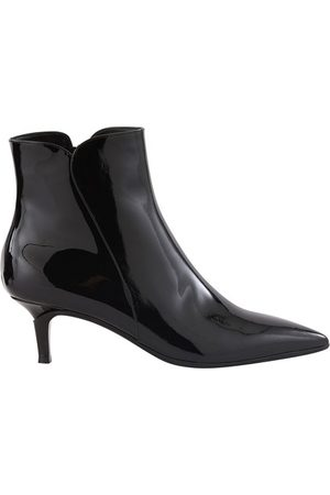Gianvito Rossi Bottines vernies