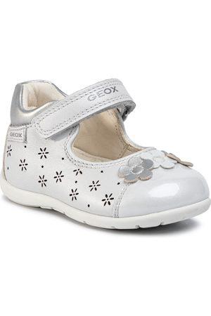 Geox Fille Chaussures basses - Chaussures basses - B Kaytan G. B B0251B 044AJ C0007 White