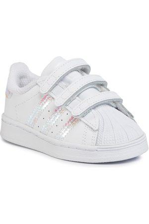 adidas Chaussures - Superstar Cf I FV3657 Ftwwht/Ftwwht/Ftwwht