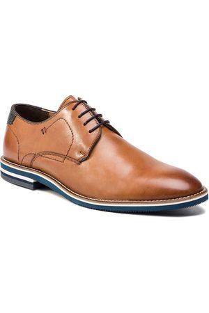 Salamander Chaussures basses - Vasco 31-57326-07 Cognac