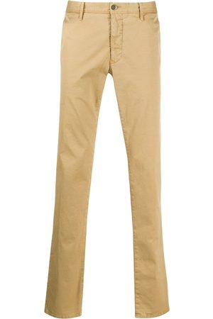 Incotex Homme Chinos - Straight-leg chino trousers