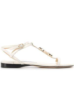 Jimmy choo Alodie flat sandals