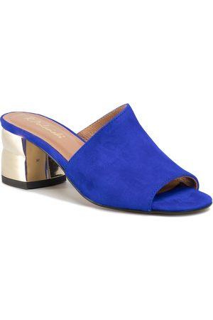 R. Polański Femme Mules & Sabots - Mules / sandales de bain R.POLAŃSKI - 0940 Chaber Zamsz