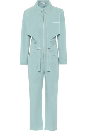 Stella McCartney Combi-pantalon Paloma en coton mélangé