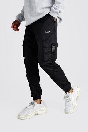 Boohoo Jogging habillé à boucle réfléchissant MAN officiel Homme