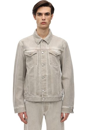 A-cold-wall* Veste En Denim De Coton
