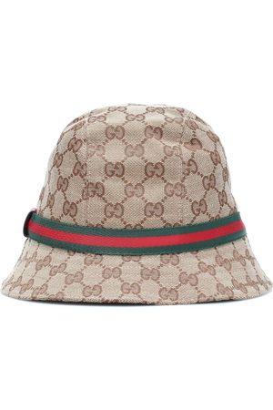 Gucci Chapeau bob en toile GG