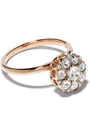 SELIM MOUZANNAR 18kt diamond Beirut ring