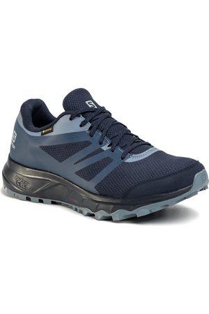 Salomon Chaussures - Trailster 2 Gtx W GORE-TEX 409638 25 W0 Navy Blazer/Sargasso Sea/Flint Stone